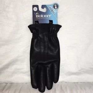 NWT Mens Isotoner Gloves Size XL